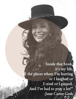 June Carter | Words