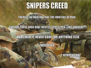 Snipers Creed