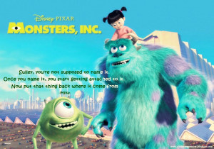 Home Quotes Monsters Inc Quotes