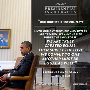 Barack Obama's Progressive Inaugural Speech and the Timing of ...