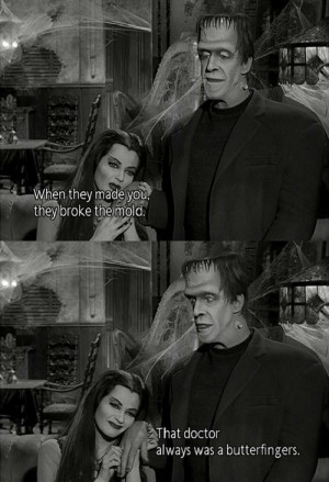 The Munsters | via Tumblr