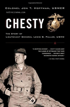 Poster Chesty: a tribute to a legend 391027