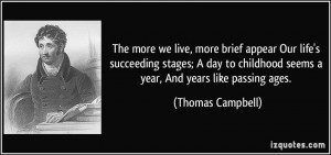 More Thomas Campbell Quotes
