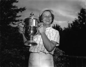 Babe Didrikson Zaharias: Golf, Basketball and Track & Field