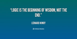 Logic Quotes /quote-leonard-nimoy-logic