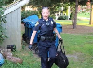 Updated information regarding officer threatening to harm Hyannis News ...