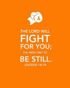 Exodus 1414 Printable Leukemia Cancer Awareness by AmplifyDesign, $5 ...