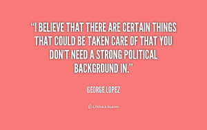 George Lopez Quotes
