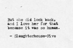 more slaughterhouse five bi kurt reading slaughterhouse five quotes ...