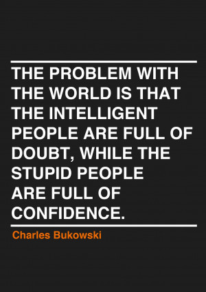 When we say stupid people we mostly mean stars of reality shows