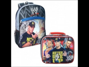WWE Back To School Package