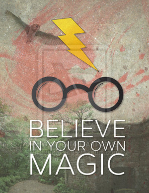 Believe in your own Magic by tanibelle