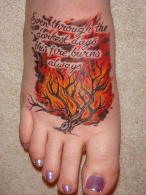 fuckyeahtattoos:This is my Killswitch Engage inspired tattoo. This ...