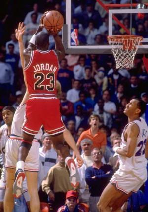Michael Jordan The Shot vs. Cavaliers