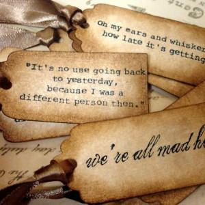 alice in wonderland quotes 2010 2 alice in wonderland quotes