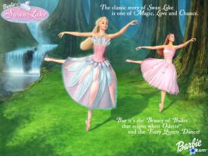 Barbie Movies Barbie of Swan Lake