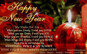 Cool*] Happy New Year Quotes For Friends And Family