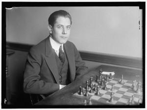 Jose Raul Capablanca (1921-1927) --> knights facing left