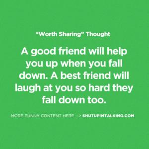 Good Friend VS. Best Friend 13 Pics - All True!