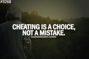 cheating quotess