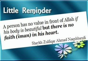 Islamic Daily Reminders