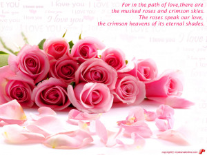 Cute Valentines Day Quotes - Wallpaper Pin it