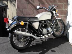HONDA CB 550 F 2 1978. Dane techniczne motocykl. Moc. Moment obrotowy ...