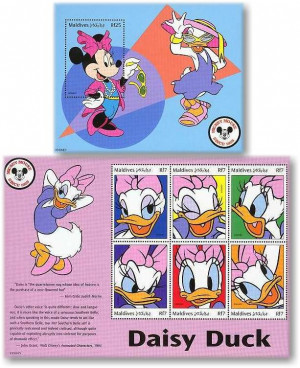 Daisy Duck Birthday