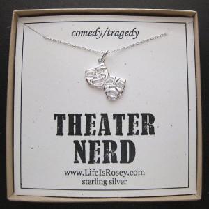 Drama Club Quotes Drama gift - theater nerd