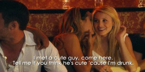 If a met a cute guy – Best Love Quote