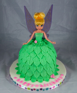 Tinkerbell ~ Pirate Fairy Cakes