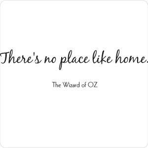 Wizard Of Oz Wall Quote
