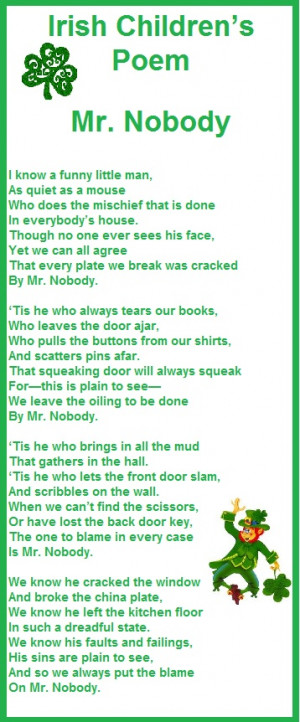 st patricks day poem well add these poems to the saint patricks day ...