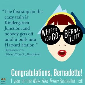 "... into Harvard Station."" ― Maria Semple, Where'd You Go, Bernadette"