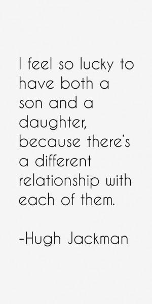 Hugh Jackman Quotes amp Sayings