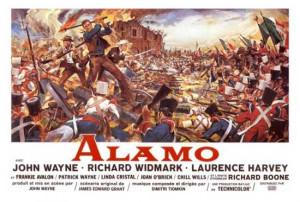 La battaglia di Alamo John Wayne - 1960
