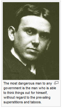 mencken 12 september 1880 29 january 1956 better known as h l mencken ...
