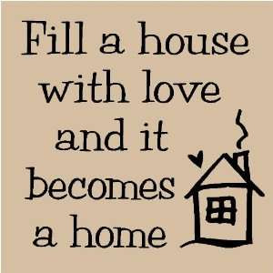art decals sayings words lettering quotes home decor Home & Kitchen