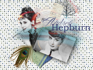 Audrey Hepburn Wallpaper by ladyignorance