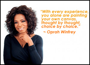 oprah winfrey quote 300x218 Get Motivated: Motivational Quotes
