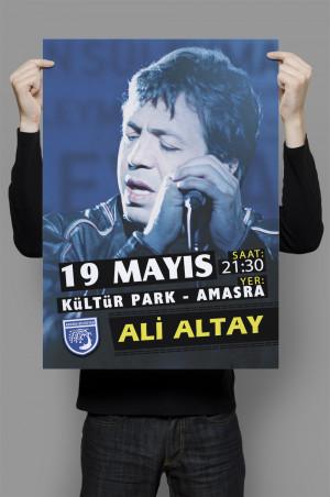 Amasra Temmuzu Ali Altay Konser Afi