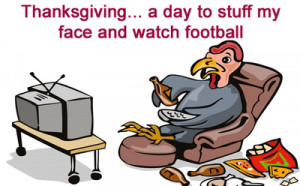 Thanksgiving A Day…