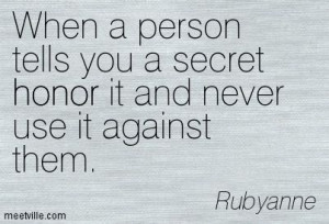secrets friends quotes - Google Search