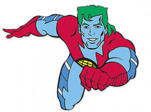 Western Animation: Captain Planet and the Planeteers