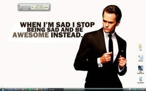 haven't seen many episodes of How I Met Your Mother, but I love Barney ...
