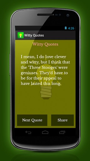 Witty Quotes by Quotes Apps