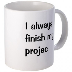 Crazy Gifts > Crazy Mugs > Funny Project Manager Mug