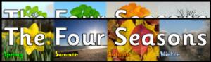 The Four Seasons display banners (Ref: SB6825)