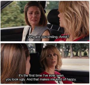 Bridesmaids Movie Quote