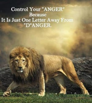Control Your Anger
